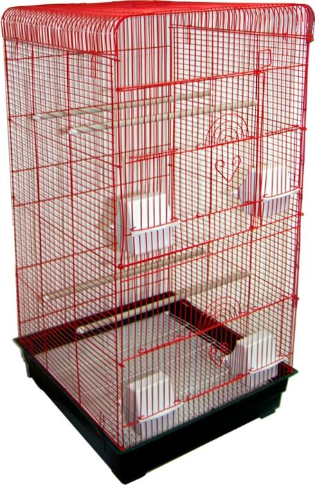 neu vogelk fig wellensittich vogel k fig 90cm hoch 756 ebay. Black Bedroom Furniture Sets. Home Design Ideas