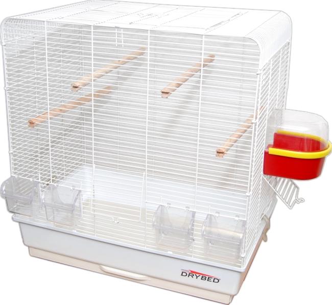 vogelk fig wellensittich vogel k fig mit badehaus 763 ebay. Black Bedroom Furniture Sets. Home Design Ideas