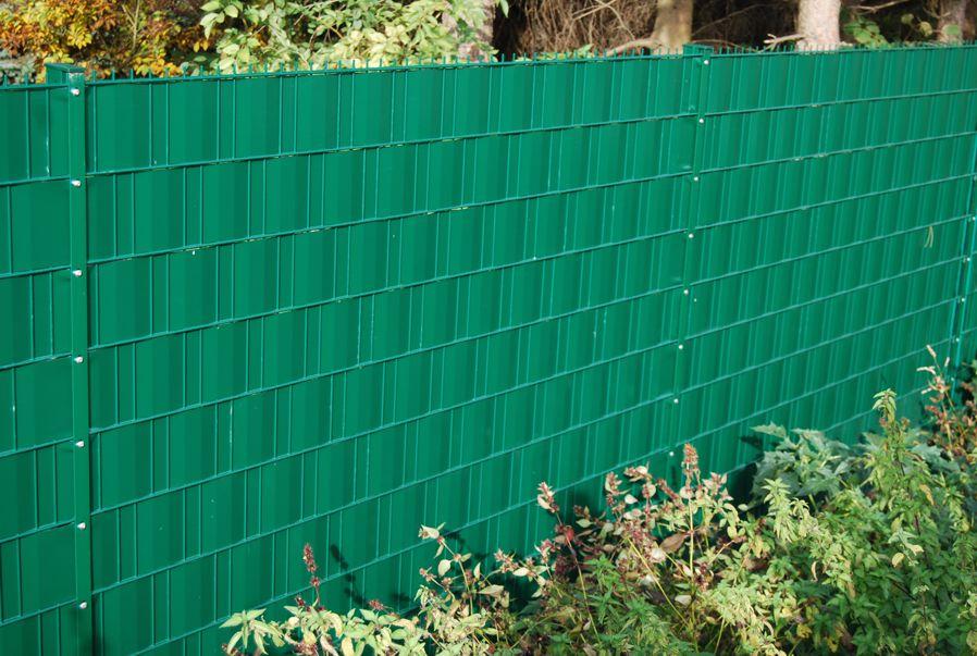 65m Pvc Sichtschutz Sichtschutzstreifen Zaunblende Gartenzaun Zaun