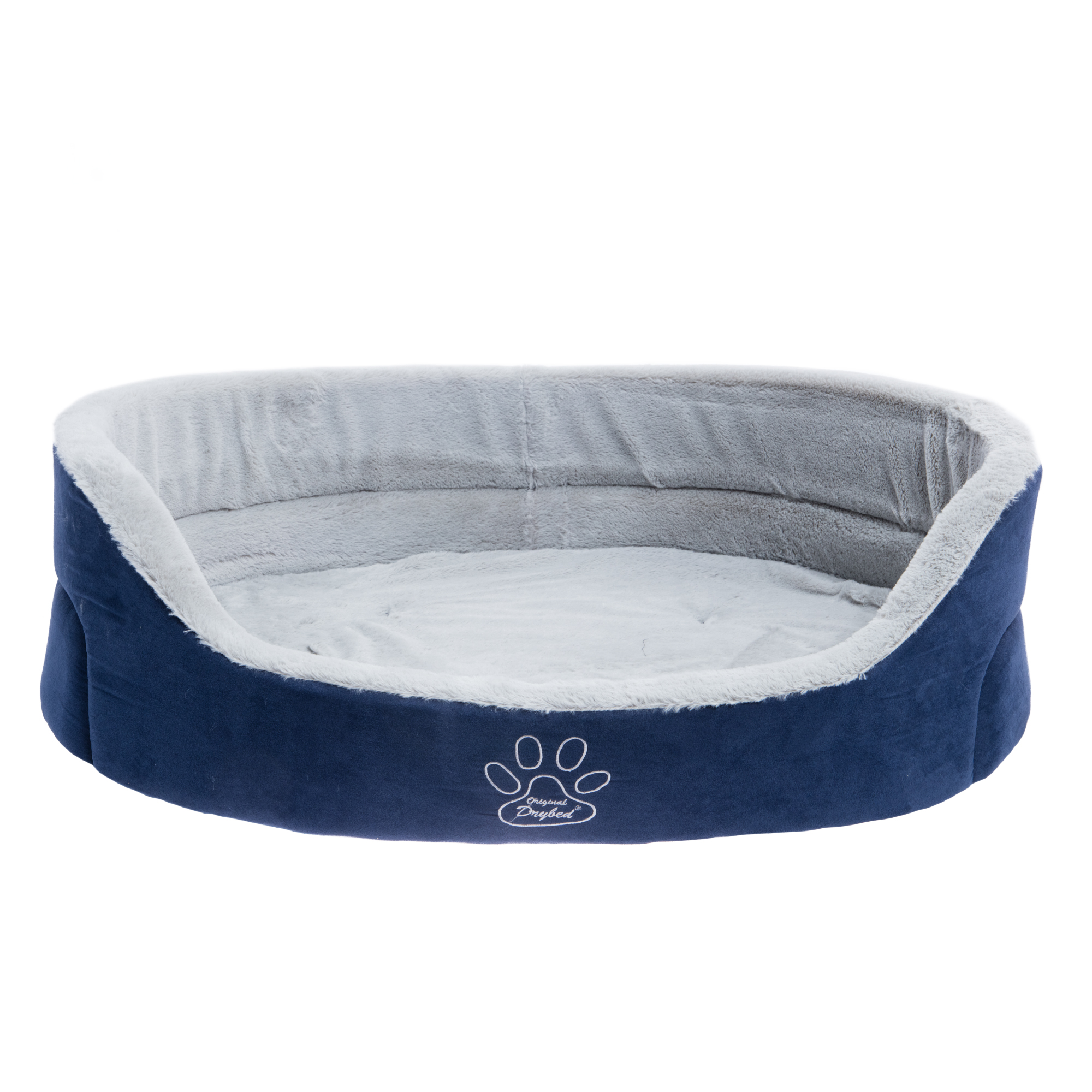 Drybed Hundekörbchen blau / grau Gr. S 66cm Nr. 142