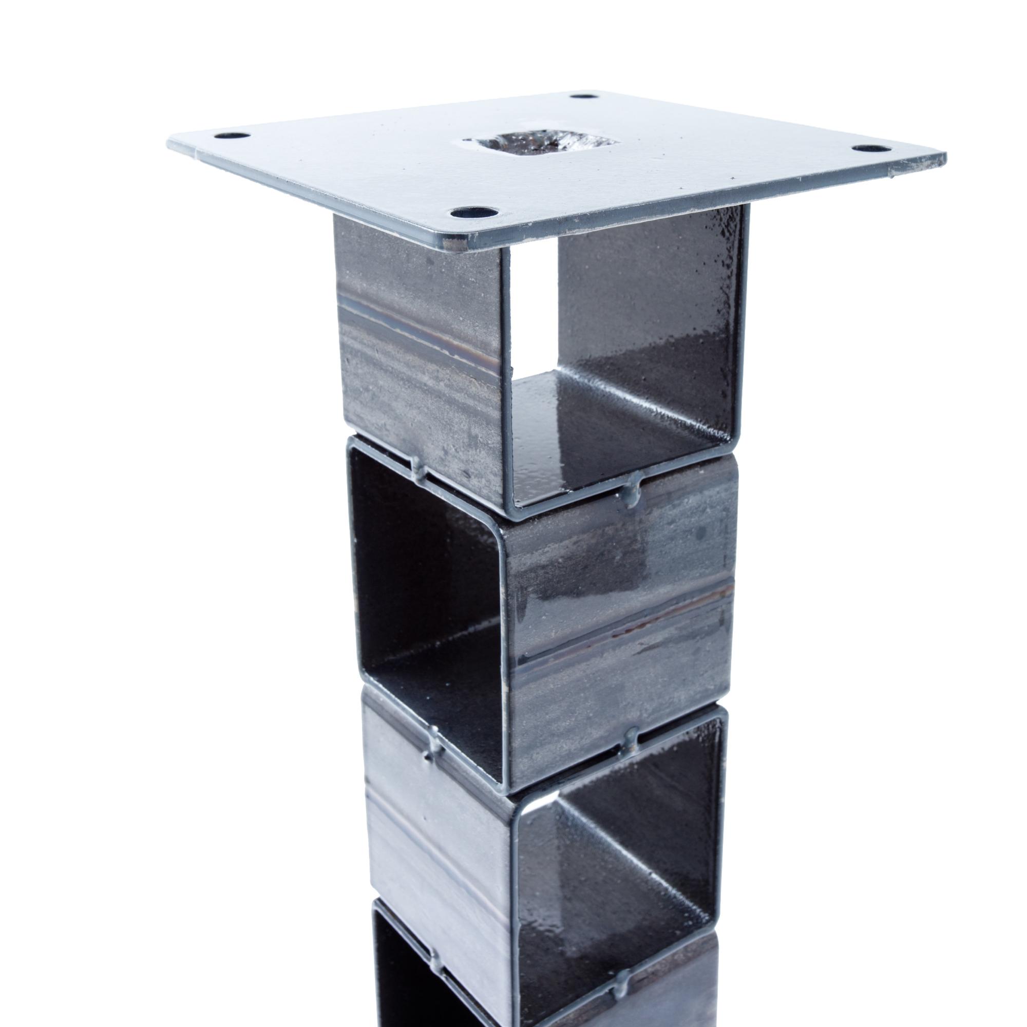 4x tischbein tisch selber bauen bausatz tischgestell loft eisen steel designer ebay. Black Bedroom Furniture Sets. Home Design Ideas