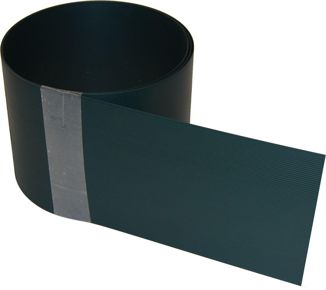 sichtschutzstreifen hart pvc f r doppelstabmatten zaun sichtschutz windschutz ebay. Black Bedroom Furniture Sets. Home Design Ideas